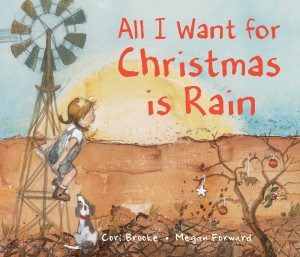 Cover_All I Want For Christmas Is Rain