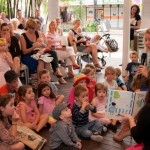 Reading Max & George @ Riverbend Books Bulimba.