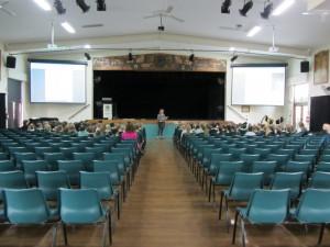 Clayfield College Visit 20 June 2013