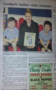 Bayside Star article 5 June 2013