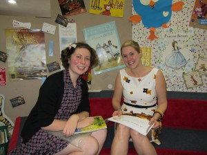 Chatting with Sophie Tarrant
