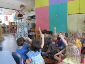 Kingfisher room visit fun
