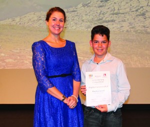 Cori Brooke and Hayden Quaill,Grace Lutheran College - Highly Commended, Section B - Poem