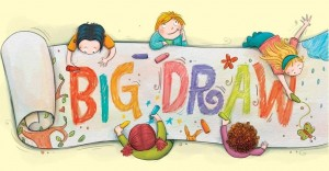 The Big Draw - logo